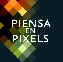 PIENSA en PIXELS. A Design project by Jimena Catalina Gayo - 20-06-2009