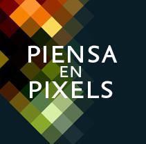 PIENSA en PIXELS. Un proyecto de Diseño de Jimena Catalina Gayo - 20.06.2009