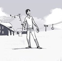 Storyboards. A Film, Video, and TV project by Oriol Vidal - Jun 26 2009 10:20 AM