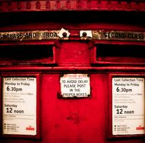 Londres. Un proyecto de Fotografía de Cecilia Alvarez - 04.07.2009