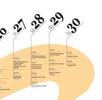 Cartel 57 Festival de Música y Danza de Granada. Un proyecto de Diseño de Claudia Pinto Negreira - Martes, 14 de julio de 2009 23:53:07 +0200