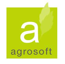 Logo Agrosoft. Un proyecto de Diseño de José Antonio  García Montes - Miércoles, 15 de julio de 2009 13:21:19 +0200