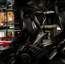 Volkswagen con el cine. Un proyecto de Diseño, Motion Graphics e Ilustración de Joel Lozano - Miércoles, 15 de julio de 2009 17:20:28 +0200