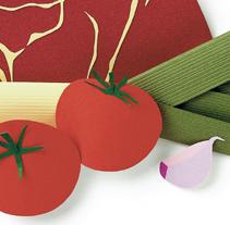 Ilustraciones con papel recortado. A Design, Illustration, and Advertising project by Ana Villalba - 17-07-2009