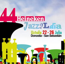 Jazz al día. A Design project by quino romero ACORAZADO - 19-07-2009