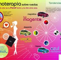 diseño de pantallas web para fordfemme. A  project by Eduardo Navarro - 31-07-2009