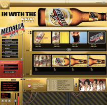 Medalla Light. A Design, Advertising, and 3D project by Matias Bejas - 04-09-2009