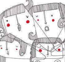 Estados de ánimo. Un proyecto de Ilustración de amaia arrazola - Lunes, 14 de septiembre de 2009 22:51:32 +0200