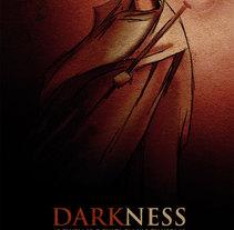 Darkness. Un proyecto de Ilustración y Diseño de personajes de Pedro Antonio Castillo - Viernes, 18 de septiembre de 2009 00:00:00 +0200