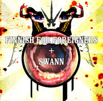 Finnish For Foreigners + Swann. A Design, Illustration, Advertising, Music, Audio, and Photograph project by HARARCA - 30-09-2009