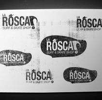 La Rosca Surfshop. Un proyecto de Diseño e Ilustración de mauro hernández álvarez - 13-10-2009