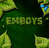 Emboys Leafs. A Design&Illustration project by Alberto Rosa - Oct 19 2009 11:35 AM
