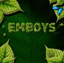 Emboys Leafs. Un proyecto de Diseño e Ilustración de Alberto Rosa  - 19-10-2009