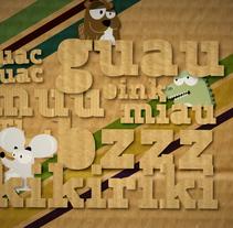 Animaladas. A Motion Graphics&Illustration project by Anna Pujadas - Nov 03 2009 05:51 PM