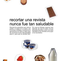 Cupón SpecialK - Recortar una revista nunca fue tan saludable. A Design, Illustration, and Advertising project by Abeautifulliead Creative Team - 07-11-2009
