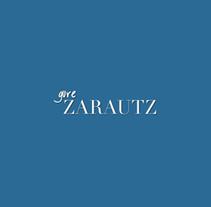 Gure Zarautz. Un proyecto de Diseño y UI / UX de Goio Telletxea Legarra         - 17.11.2009