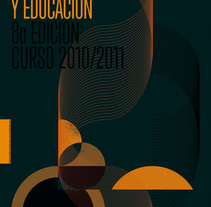 Psicomotricidad y Educación 2010. A Design, Illustration, and Advertising project by Jose  Palomero - 09-12-2009
