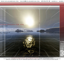 Enough For You. Um projeto de Design, Publicidade e 3D de Carlos J. de Pedro         - 19.01.2010