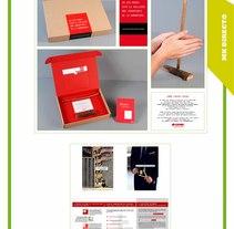 Palitos. Un proyecto de Diseño y Publicidad de Mariano de la Torre Mateo         - 21.01.2010