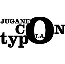 Jugando con la Typo. Um projeto de Design de Manuel Mateos Selma         - 13.03.2010