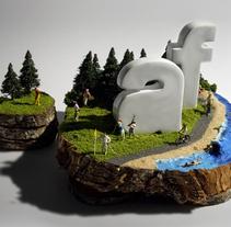 Branding Actividad Física. Un proyecto de Diseño, Ilustración, Publicidad, Motion Graphics, Fotografía, 3D e Informática de Kata Zapata - Lunes, 05 de abril de 2010 20:15:30 +0200