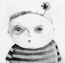 personajes lápiz. A Illustration project by Jorgina Miralles Castelló - May 13 2010 06:56 PM