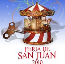 Feria de Badajoz 2010. A Design&Illustration project by paco casares         - 23.05.2010