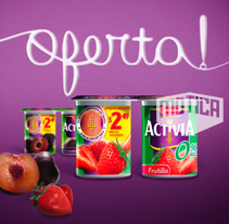 Promo Activia_2010. A Design, Advertising, Motion Graphics, Film, Video, and TV project by Motion team - 01-06-2010