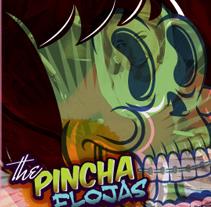 IMAGEN PINCHAFLOJAS. Un proyecto de Diseño e Ilustración de Miguel García Jiménez - 17-06-2010