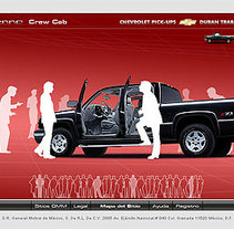Chevrolet Cheyenne. A Design, UI / UX, and Advertising project by Abraham Gonzalez - Jun 26 2010 04:15 PM