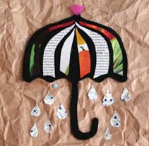 Día de lluvia. Un proyecto de Diseño de Juncal  - Lunes, 05 de julio de 2010 14:24:48 +0200