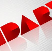 Propuesta de logotipo productora musical. Un proyecto de Diseño de Guillermo Lucini  - Viernes, 09 de julio de 2010 11:32:29 +0200