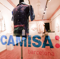 CAMISA:. A Design&Installations project by laura martins         - 14.07.2010