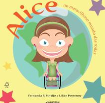Livro infantil - Alice. A Illustration project by Marcelo Irineu         - 28.07.2010