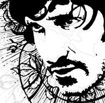Her & Tribute to Vincent. Un proyecto de Ilustración de ricardo macedo         - 06.08.2010
