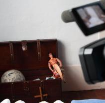 Audiovisual. A Film, Video, and TV project by Andrea Alvarez B.         - 01.09.2010