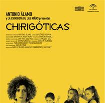 Chirigóticas. Un proyecto de Diseño de Pablo Caravaca - 03-09-2010