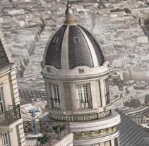 Paris 3D (SOL de Plata, San Sebastián '09). A Design, Illustration, Advertising, Motion Graphics, Film, Video, TV, and 3D project by Pablo Játiva         - 09.09.2010