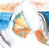 el sueño. Un proyecto de Diseño e Ilustración de maria jose  reche - Lunes, 18 de octubre de 2010 10:18:19 +0200