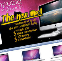 Mac Shopping. A Design project by kid_A - 22-10-2010
