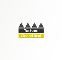 Propuesta de Marca: Oficina de Turismo de Ciudad Real. A Design project by Jacinto Navarro Mondéjar         - 25.10.2010