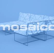 Colección mosaico. Un proyecto de Diseño, Instalaciones y 3D de Jose Alberto González         - 30.10.2010