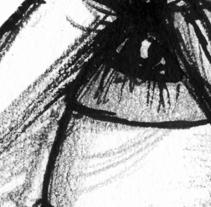 lentilla. A Illustration project by sara leandro - 23-01-2011