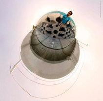 Proof PLANETS. Un proyecto de Diseño, Ilustración, Publicidad, Instalaciones, Fotografía, UI / UX, 3D e Informática de Sergio Bolinches Valencia         - 29.01.2011