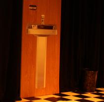 Teatro - Baño de Damas. Um projeto de Fotografia de katherine Venegas - 30-01-2011