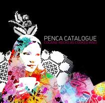 Penca Catalogue - CRACK. A Design&Illustration project by Luis Sierra         - 04.02.2011