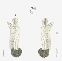 Luz. A Illustration project by Lorena Franzoni         - 05.02.2011