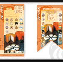 Campaña Promoción Jornadas. A Design project by Aitor Sánchez López         - 09.02.2011