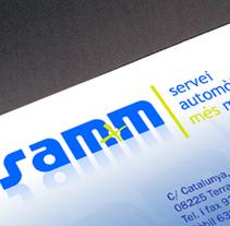 SAMM. A  project by Àngel Marginet         - 09.02.2011