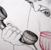 Provocación. Un proyecto de Ilustración de isa  cejas         - 09.02.2011